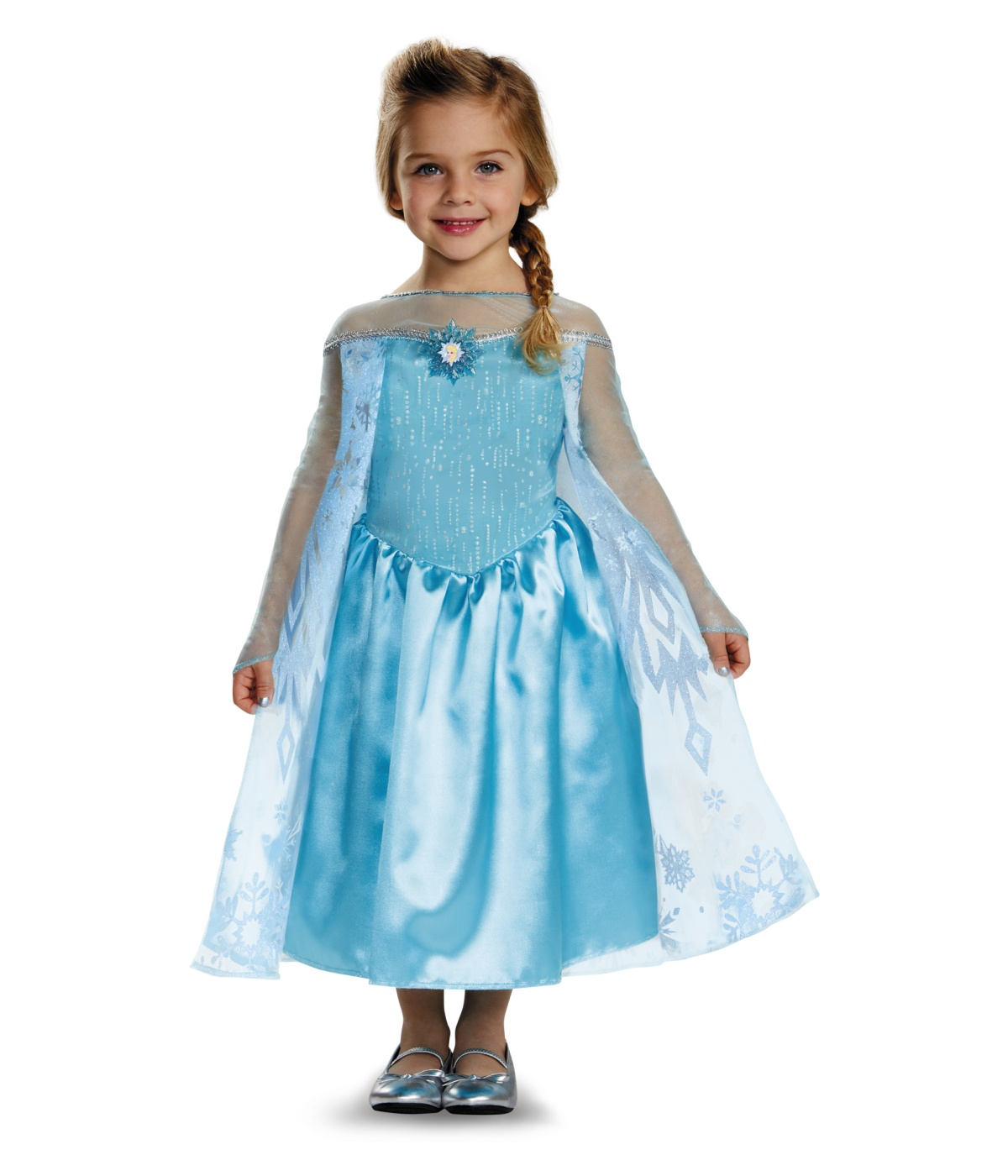 baby frozen costume