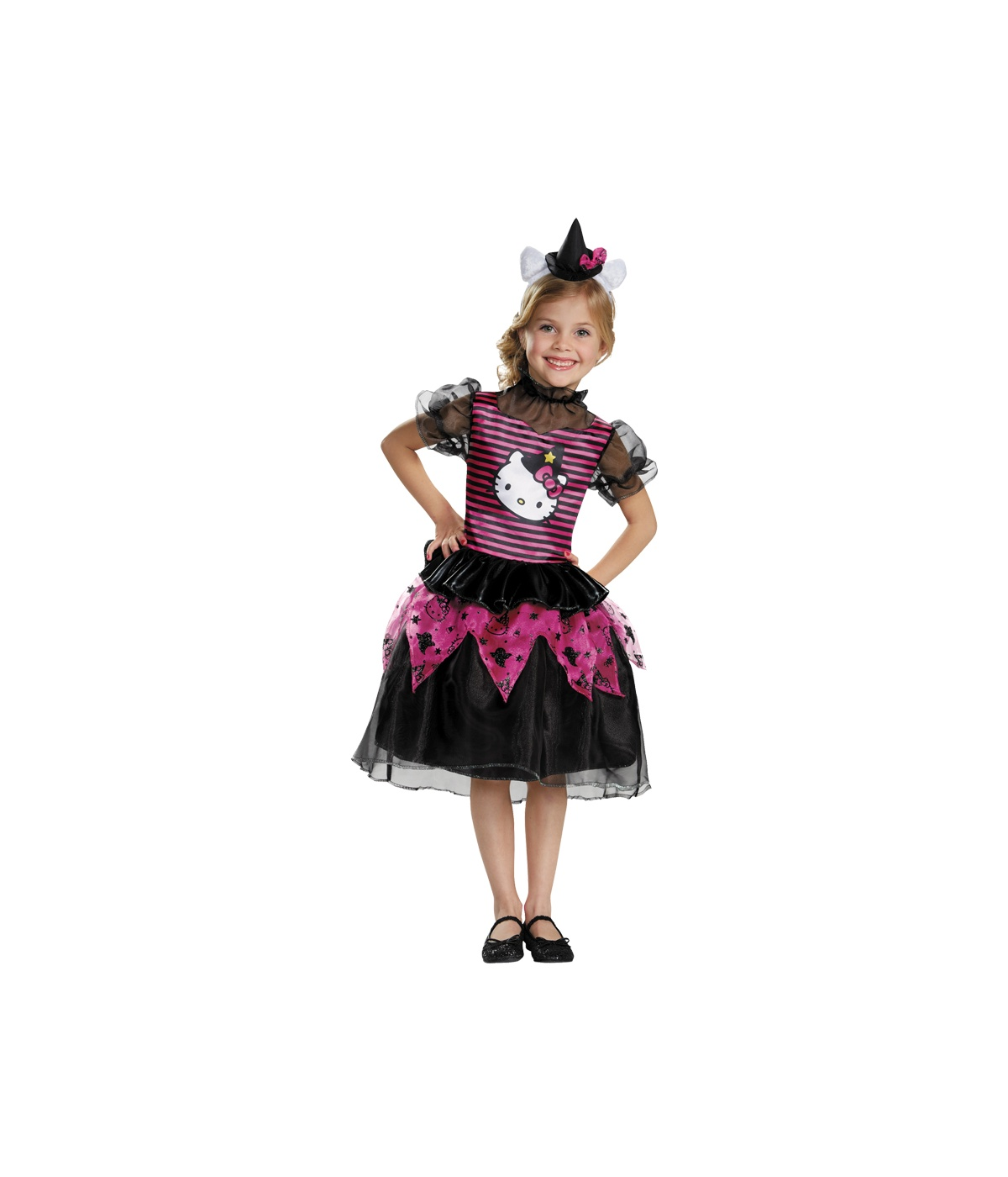 Crafty Little Witch Baby Girl Costume