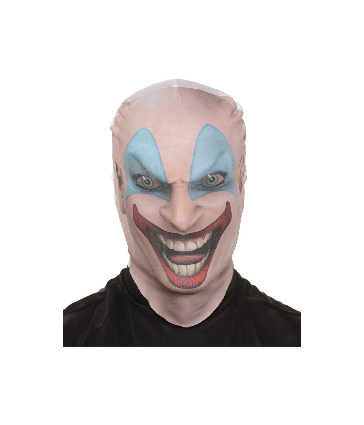 Killer Clown Skin Mask Masks