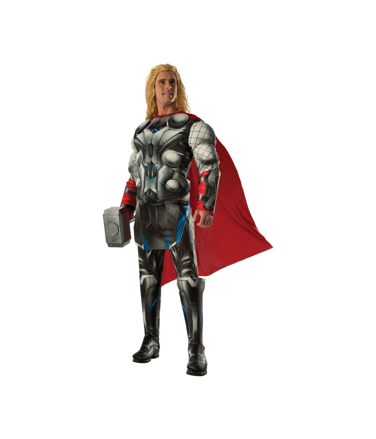 Thor Ultron Avengers Mens Costume - Superhero Costume