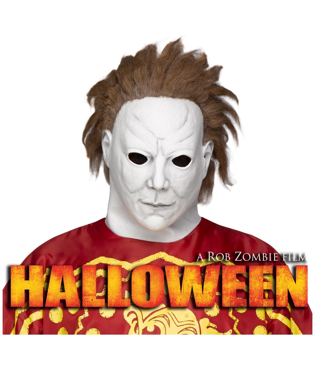 Michael Myers Kids Mask - Boys Halloween Costumes