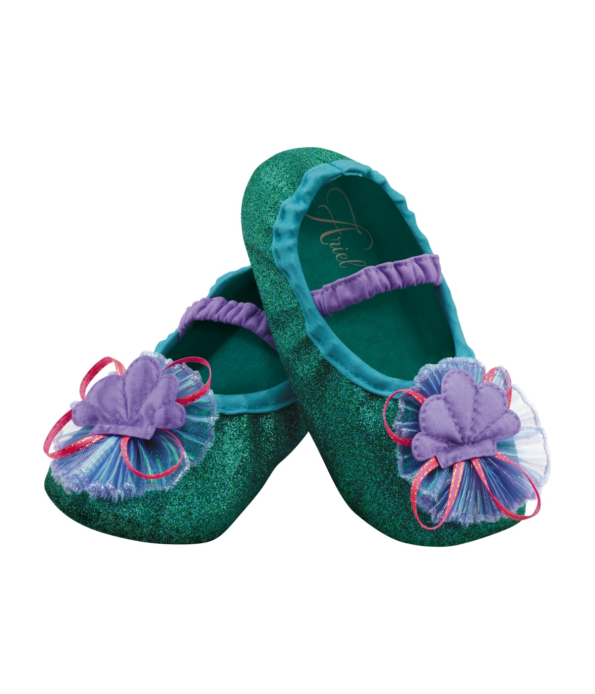 Princess Ariel Toddler Slippers Costume Accessories
