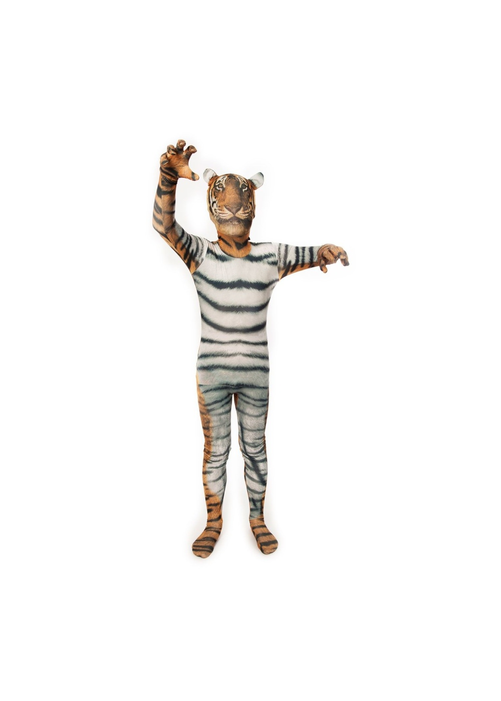 Toddler Tiger Halloween Costume