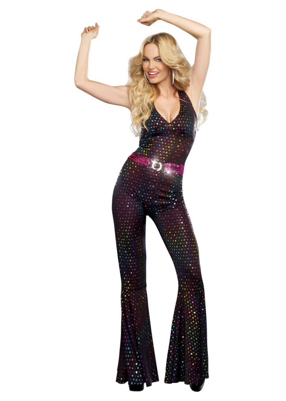 Womens Disco Delight Costume