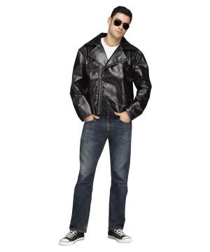 50s Biker Jacket Men Costume