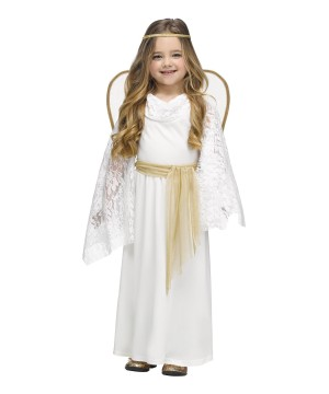 Angelic Miss Toddler Girls Costume