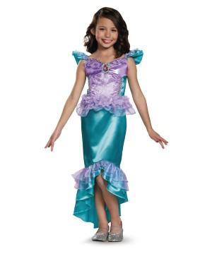 Girls Ariel Classic Costume