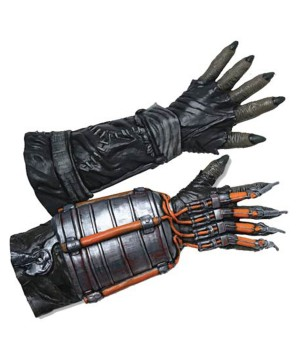 Arkham Knight Scarecrow Gloves