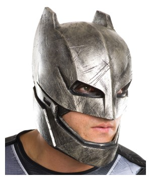 Batman V Superman Armored Batman Three Fourths Mask