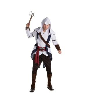 Assassin's Creed Connor Classic Men Costume