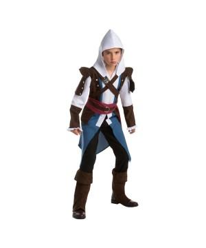 Assassins Creed Edward Teen Boys Costume