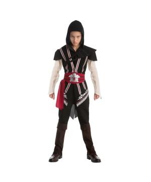Assassins Creed Ezio Teen Boys Costume