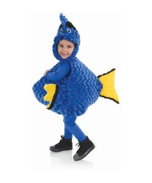 Little Blue Fishie Toddler/Kids Costume