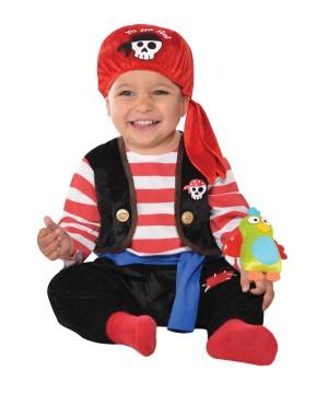 Baby Boys Buccaneer Costume