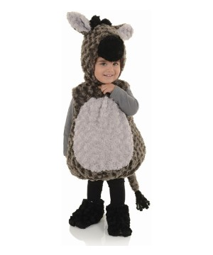 Adorable Baby Donkey Toddler/Kids Costume
