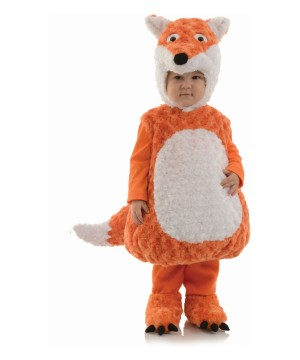 Cute Baby Fox Toddler/Kids Costume