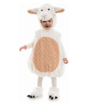 Little Lamb Toddler/Kids Costume