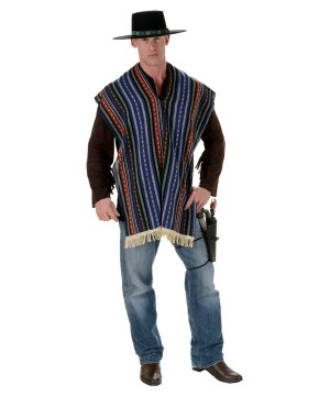 Bandito Serape Men Costume