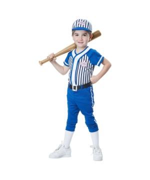 Baseball Player Baby Boys Toddler Costume