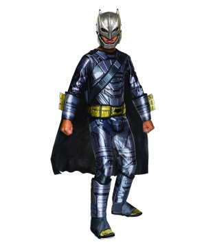 Boys Batman V Superman Armored Batman Costume