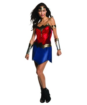 Batman V Superman Wonder Woman Costume