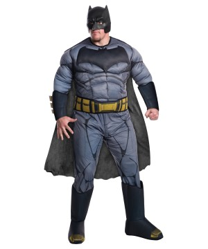 Batman V Superman Batman plus size Costume