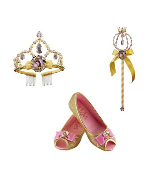 Belle Shoes Wand and Tiara Kit