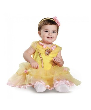 Baby Belle Infant Costume deluxe