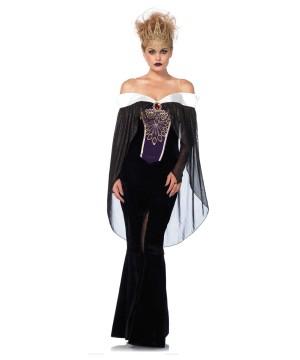 Bewitching Evil Queen Women Costume