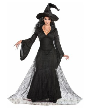 Girls Storybook Witch Costume