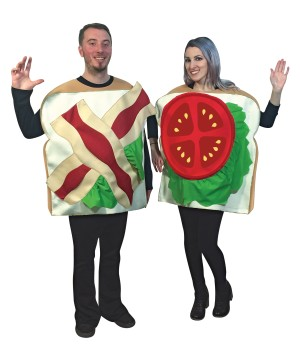 Blt Sandwich Couples Costume