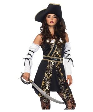 Buccaneer Pirate Women Costume