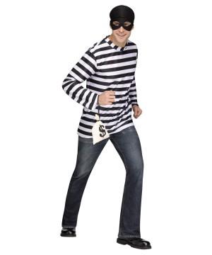 Burglar Men Costume