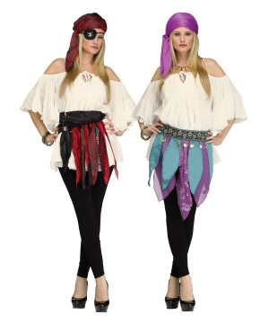 Fortune Teller or Pirate Accessory Kit
