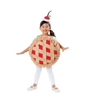 Cherry Pie Toddler Girls Costume
