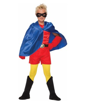 Boys Superhero Capes