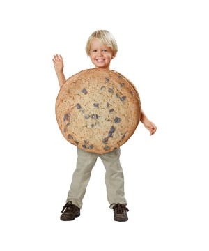 Chocolate Chip Cookie Boys Toddler Costume