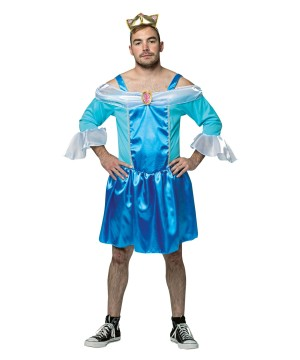 Cinderella Men Costume