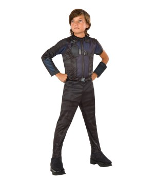 Civil War Hawkeye Boys Costume