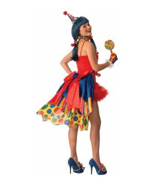 Classic Clown Bustle Petticoat