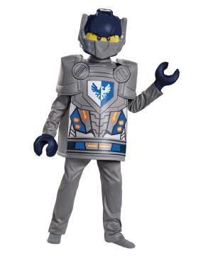 Clay Boys Lego Costume