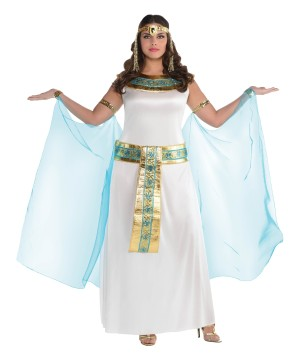 Cleopatra Women plus size Costume