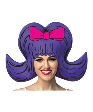 Comic Bouffant Wig