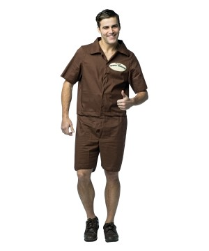 Cooter Beaver Grooming Costume