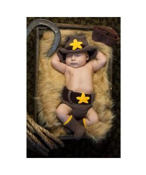Cowboy Baby Boy Costume
