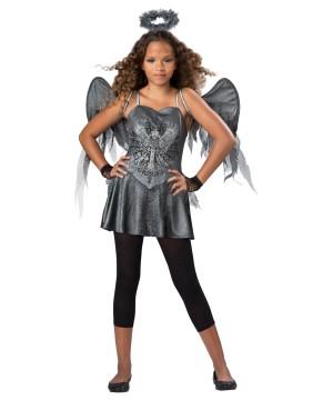 Dark Angel Girls Costume