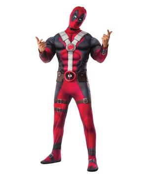 Deadpool Movie Adult Costume deluxe