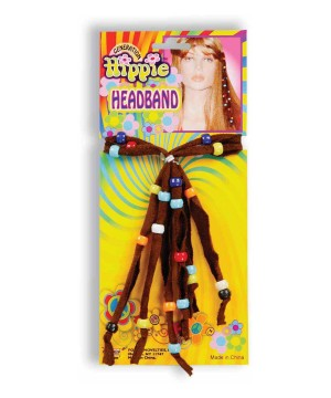 Hippie Beaded Headband