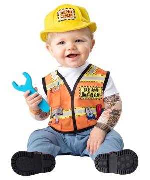 Demo Crew Baby Costume
