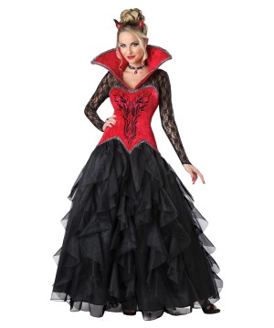 Devilish Temptress Woman Costume